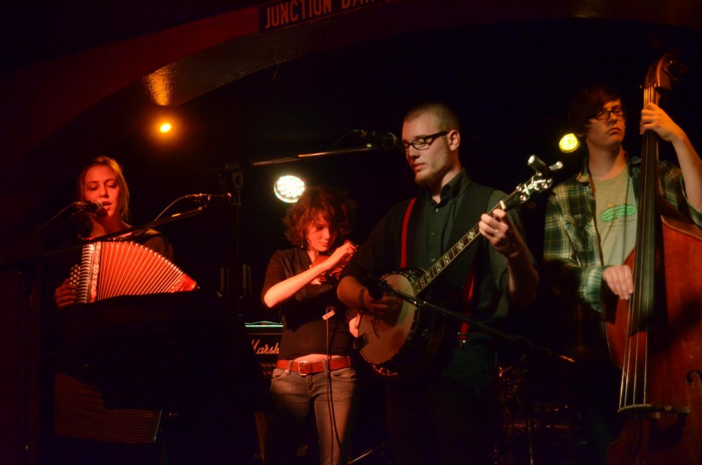 Junction Bar 23.10.2014